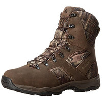 """Lacrosse Mens Quick Shot 8"""" Scent Dry Insulated Hunting Boots"""