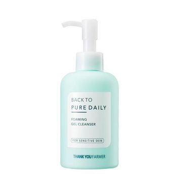 THANKYOU FARMER Back to Pure Daily Foaming Gel Cleanser