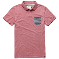 On The Byas Ralph Printed Pocket Polo Shirt at PacSun.com