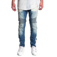 Plymouth Biker Denim Jeans