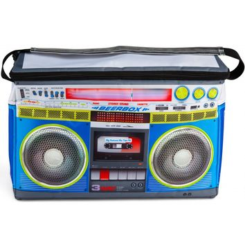 Throwback Boom Box Beverage Cooler - PRE-ORDER, SHIPS LATE MARCH