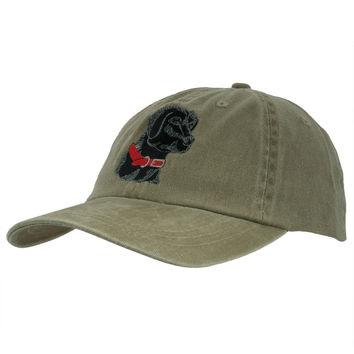 Black Lab -Adjustable Baseball Cap