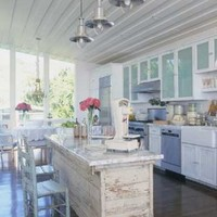 RubyJu Blog - Not too Shabby Kitchens...