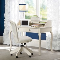 Quincy Desk + Hutch 45.75 wide