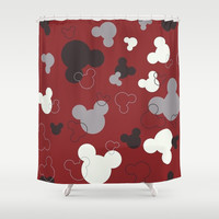 MICKEY MOUSE Shower Curtain by Acus