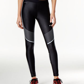Nike Power Flash Speed Running Leggings - Pants & Capris - Women - Macy's