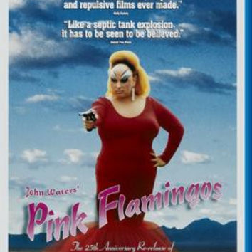 Pink Flamingos Movie Poster 24inx36in