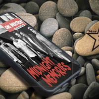 One Direction Midnight Memories iPhone Case, iPhone 4/4S, 5/5S, 5c, Samsung S3, S4 Case, Hard Plastic and Rubber Case By Dsign Star 08