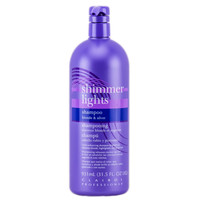 Clairol Shimmer Lights Shampoo - blonde & silver - 8 oz