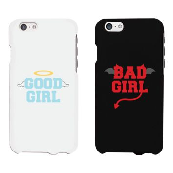 Bad & Good Girl Phone Cases