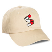 Limitless Strapback in Tan