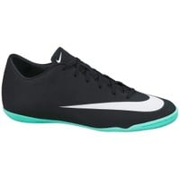 Nike Men's Mercurial Victory V CR IC Soccer Shoe - Black/Turquoise | DICK'S Sporting Goods