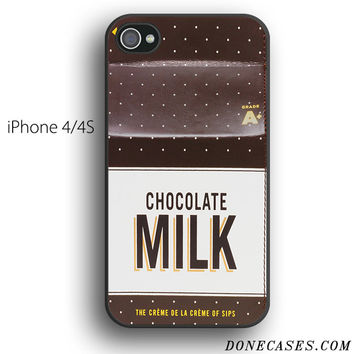 kate spade chocolate milk case for iPhone 4[S]