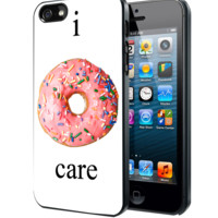 I Donut Care Samsung Galaxy S3 S4 S5 Note 3 , iPhone 4 5 5c 6 Plus , iPod 4 5 case