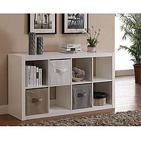 4, 6, 8 , 9, 12 Cube Cubical Storage Display Organizer Shelf