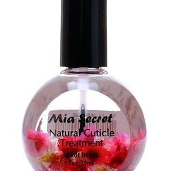 Mia Secret Scented Cuticle Oil Nail Treatment in Different Flavors (Jasmin)