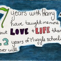 7 years with Harry