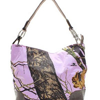 Mossy Oak Camo Tote Bag
