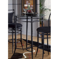 Hillsdale Mix-N-Match 34x34 Bistro Bar Table