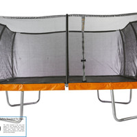 15ft. x 15ft. Square Trampoline & Safety Enclosure