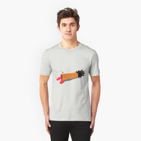 'Yeti Arm' T-Shirt by FlyNebula