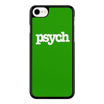 Psych iPhone 8 Case