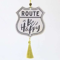 Route Be Happy Air Freshener