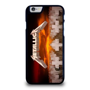 METALLICA MASTER OF PUPPETS iPhone 6 / 6S Case Cover