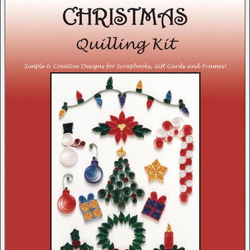 Quilling Kit-Christmas