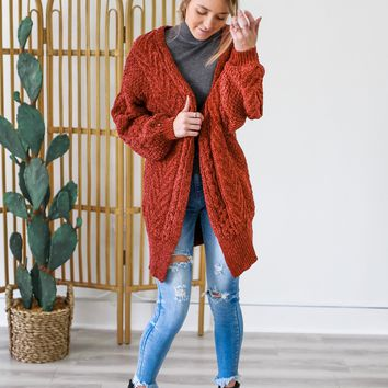 All Of Autumn Cardigan
