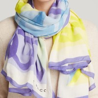 MARC BY MARC JACOBS Tissue Logo Scarf | Bloomingdales's