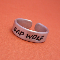Doctor Who Inspired  Bad Wolf  A Hand by chasingatstarlight