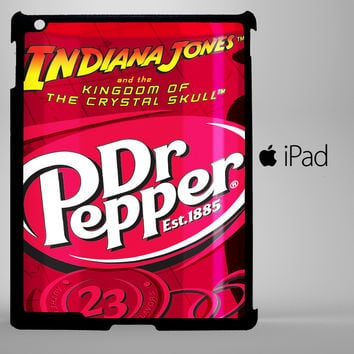 Funny dr Pepper A0265 iPad 2, iPad 3, iPad 4, iPad Mini and iPad Air Cases - iPad