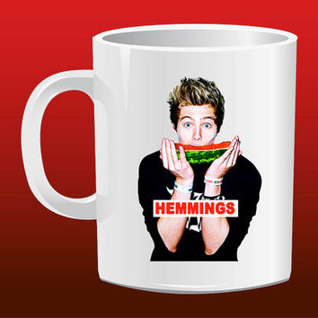 Luke Hemmings 5SOS for Mug Design