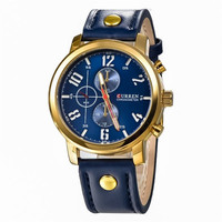 Fashion Stylish Watch Men Quartz Watch [6542552067]
