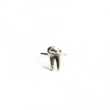 Cervidae Tooth Ring