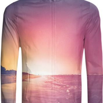 Summer - Tracksuit jacket created by HappyMelvin   Print All Over Me