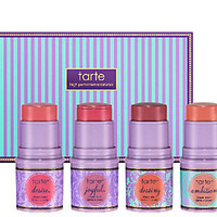 tarte Special Edition Set of Four Cheek Stain Ornaments — QVC.com