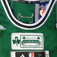 Derrick Rose Chicago Bulls 1 Special Edition Super Rare NBA Green Jersey NBA Rose Basketball Jersey All Stitched and Sewn Any Size S - XXL