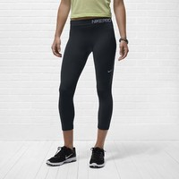 Check it out. I found this Nike Gym Seamless Women's Training Capris at Nike online.