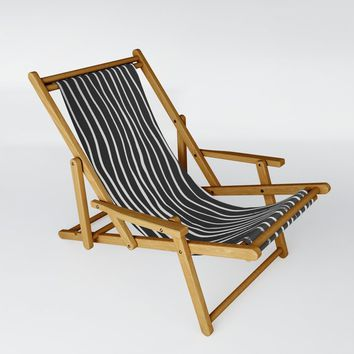 minimal movement Sling Chair by duckyb
