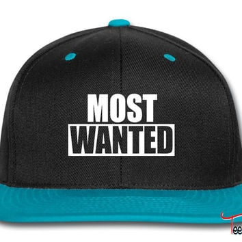 Most Wanted Snapback