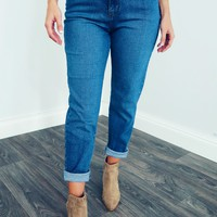 Stand & Deliver Jeans: Denim