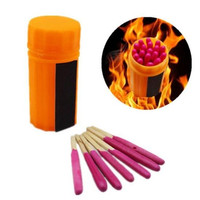 3pcs Storm-proof,Waterproof Matches for Outdoor Camping ,Hiking .Emergency Survival Kit Tool