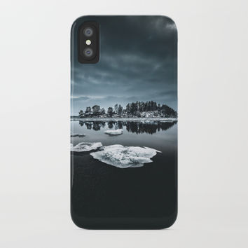 Only pieces left iPhone Case by happymelvin