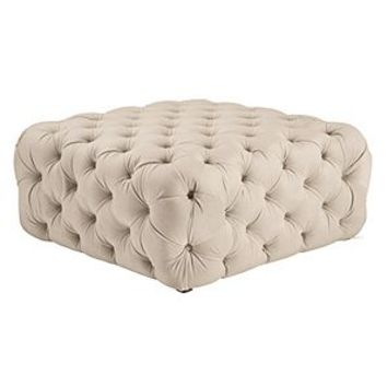 Jules Cocktail Ottoman | sp16 bedroom8 | Bedroom | Inspiration | Z Gallerie
