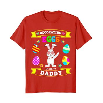 Dabbing Easter Bunny Shirt for Son & Daughter Easter Dab