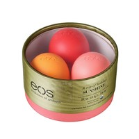 eos Rachel Roy 3-pc. Lip Balm Gift Set (Pink/Orange/Natural)