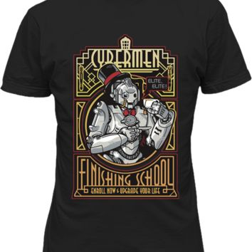Doctor Who Cybermen Elite Elite Funny T-Shirt