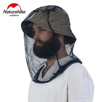 Naturehike Midge Mosquito Head Net for Outdoor Hiking Camping 30g